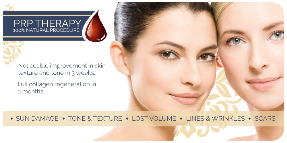 Platelet rich Plasma for face