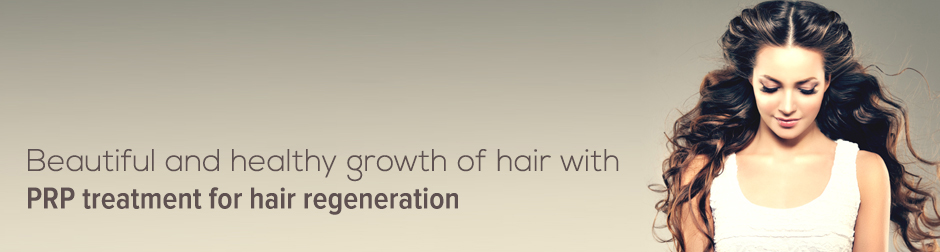 Platelet rich Plasma for hair growth