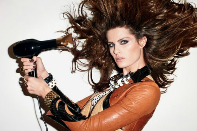 Hair styling & blow dry at Vile Parle
