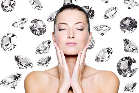 Diamond facial in Vile Parle