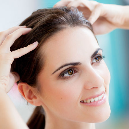 Dandruff treatment in Vile Parle